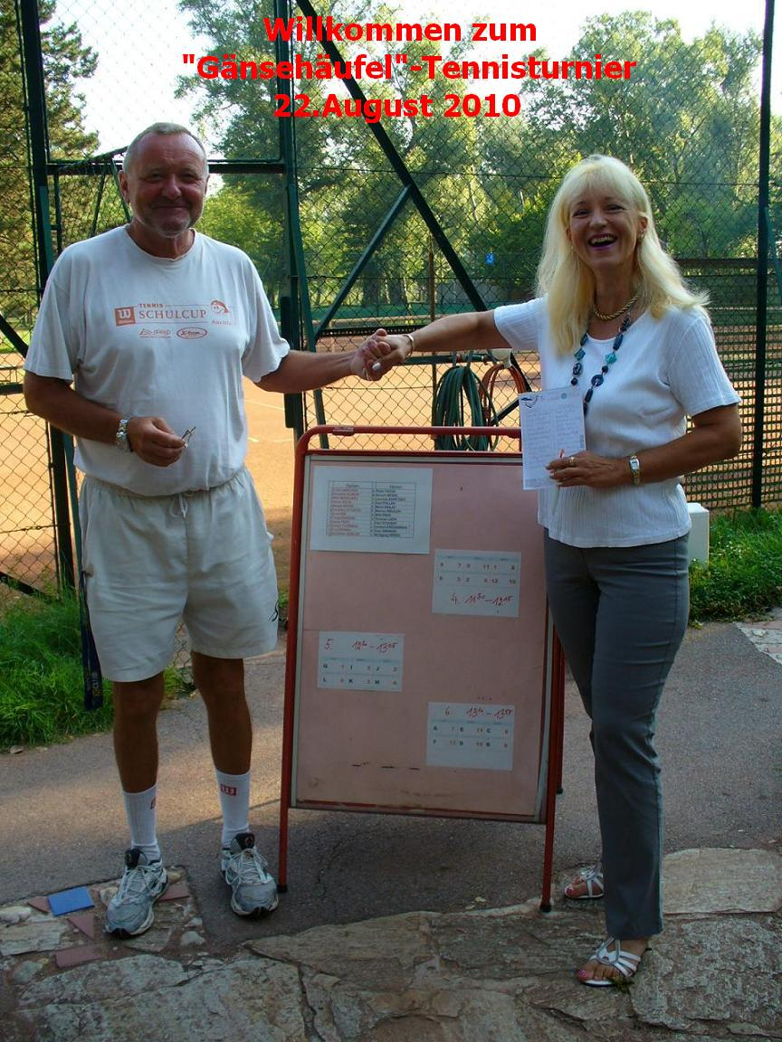 Tennisturnier 2010
