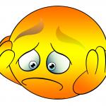 017-smiley-smilie-angst-karikatur-malvorlagen-ausmalbilder-comik-cartoon-emotion-clipart-traurig-erschrocken